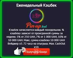 Еженедельный кешбэк